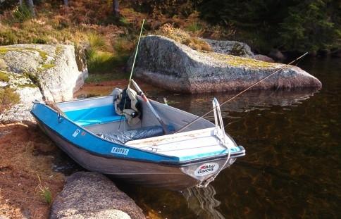 Aluminiumsbåt tilgjengelig i Lille Heimdal